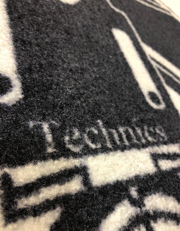 FCMG 4'x4' Premium Round Floor Mat
