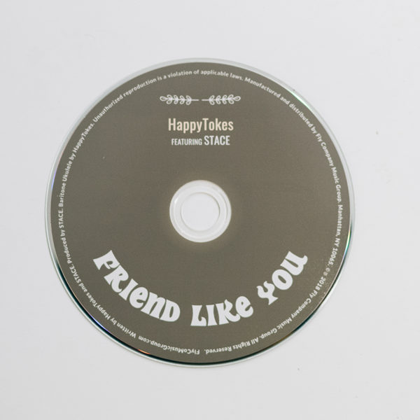 Friend Like You CD